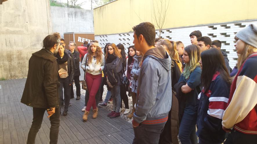 El Poble-Sec 307 Bomb Shelter Tour    Visit Barcelona With Family