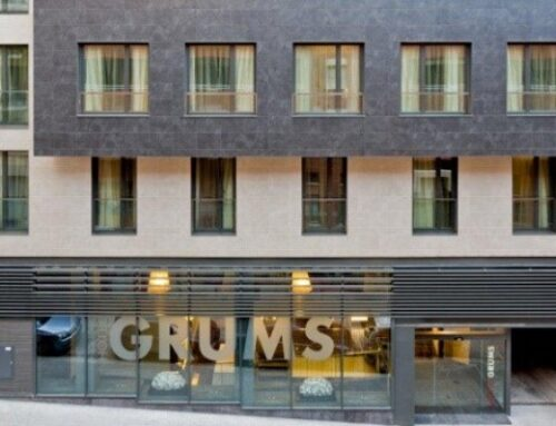 Hotel Grums: Our New Website