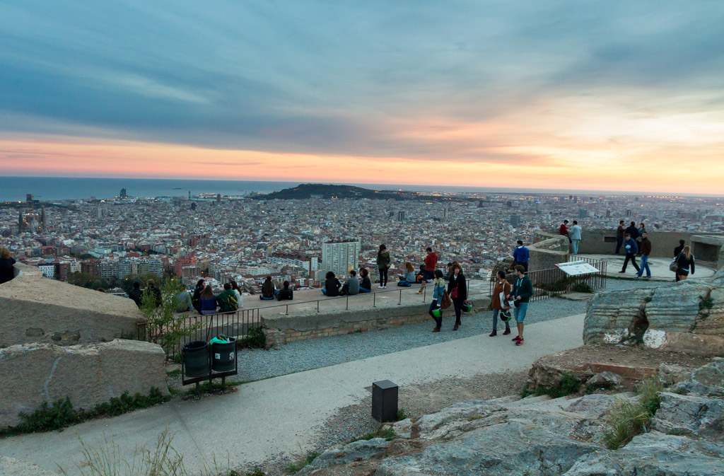 Bunkers Del Carmel View | Visit Barcelona With Family