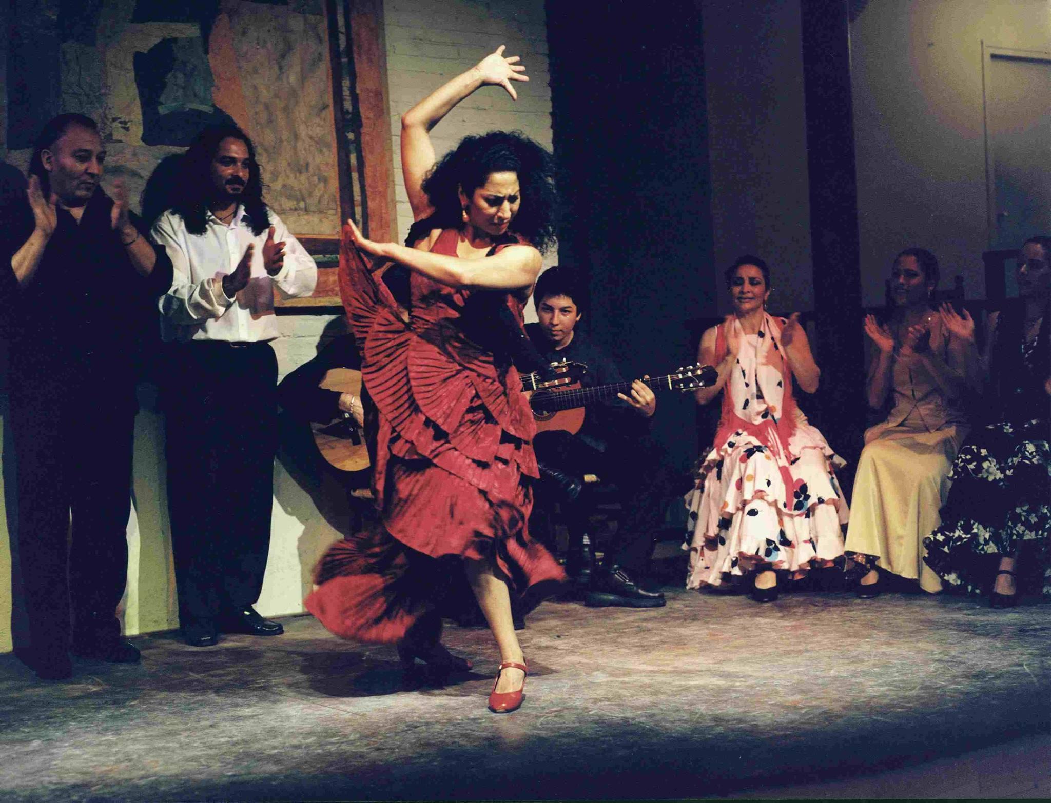 Flamenco Tablao in Barcelona | Visit Barcelona With Family