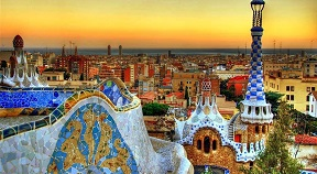 Gaudi Park Guell | Visit Barcelona With Family