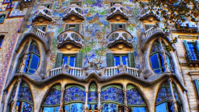 Gaudi Casa Mila | Visit Barcelona With Family