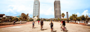 Maphre Towers Green | Visit Barcelona With Family