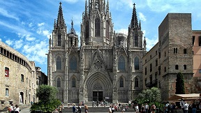 Medieval Catedral in Barcelona | Visit Barcelona With Family