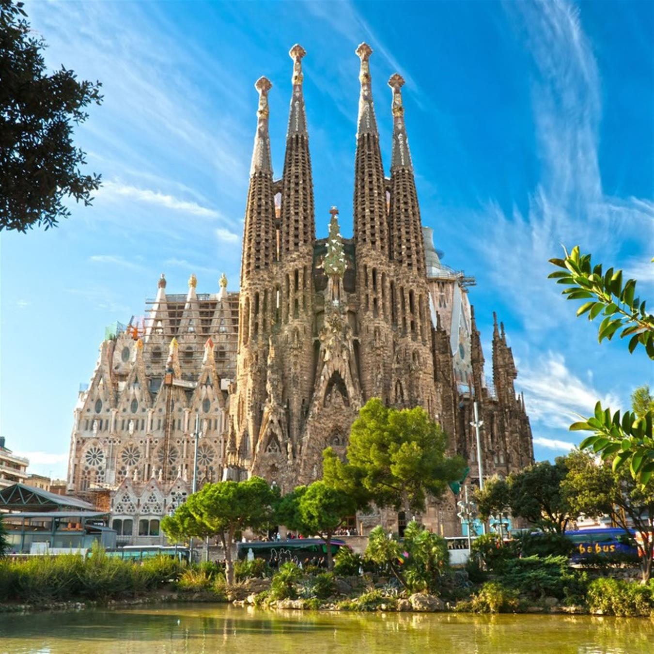Gaudi Sagrada Familia | Visit Barcelona With Family