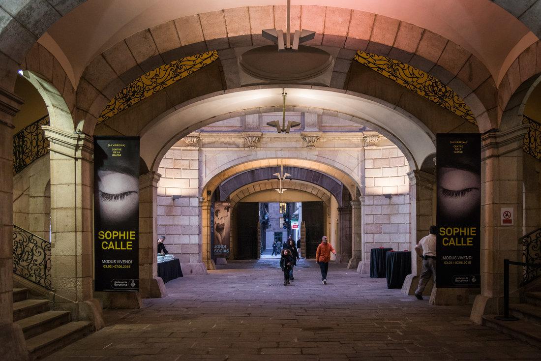 la VIrreina Centre de la Imatge | Visit Barcelona With Family