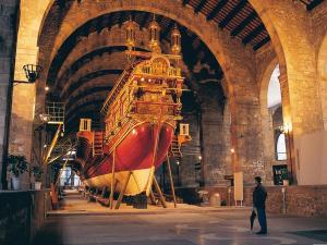 Muaseu Martitim de Barcelona | Visit Barcelona With Family