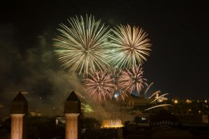 Sant Joan Fireworks | Visit Barcelona With Family