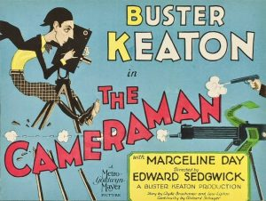 The Cameraman at Sala Montjuic: an Outdoor Film Festival | Visit Barcelona With Family