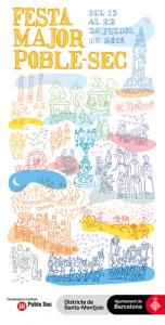 Festa Major de Poble Sec | Visit Barcelona With Family