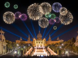 La Mercè - Fireworks Night | Visit Barcelona With Family