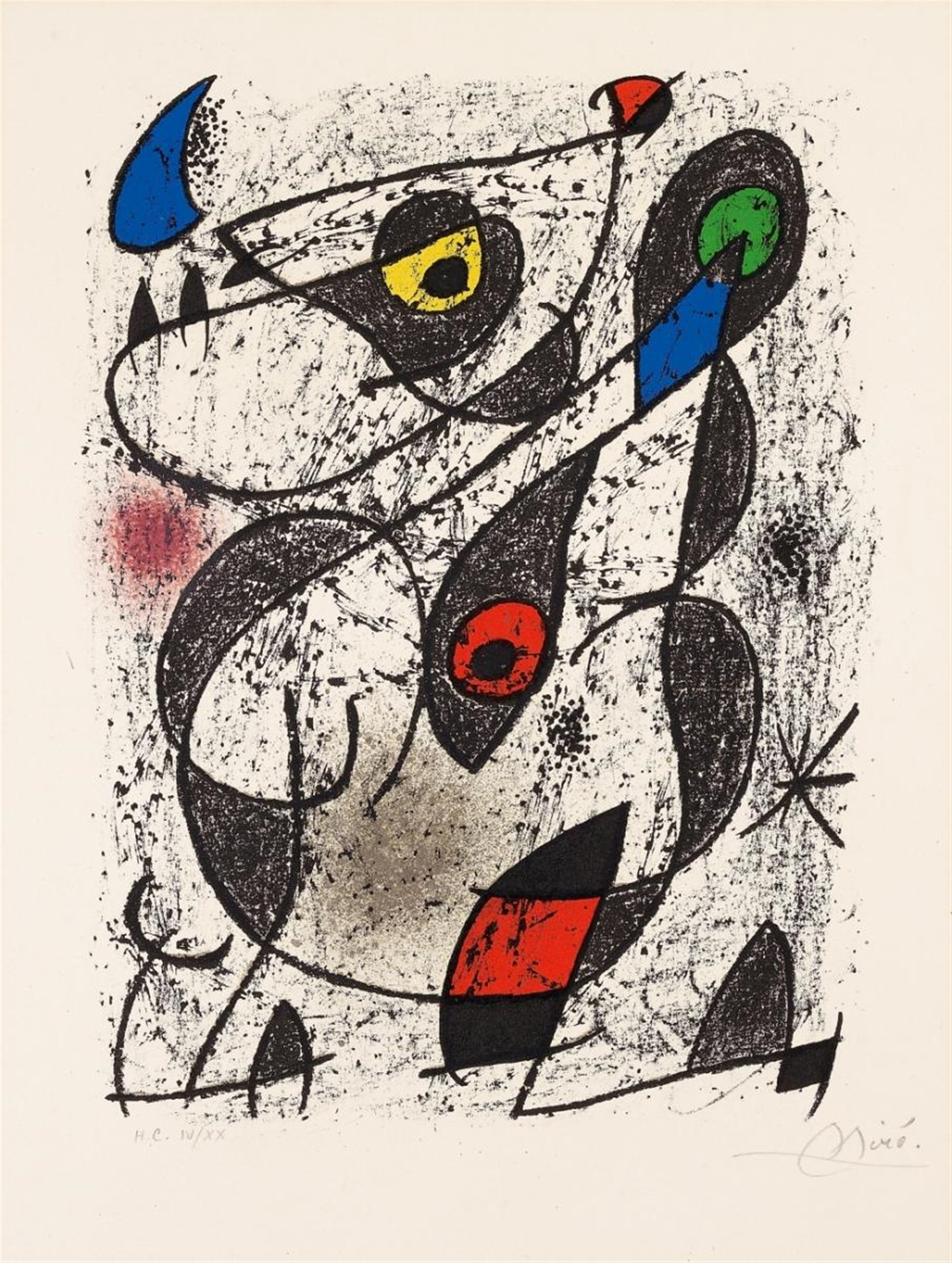 The Joan Miro Canvas | Visit Barcelona With Family