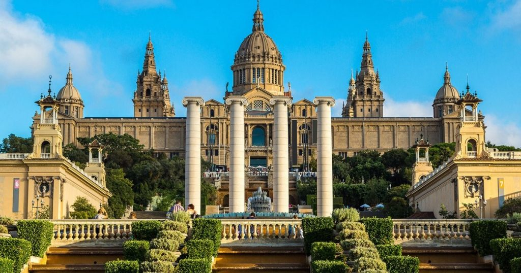 National Museum of Art of Catalonia Palace - Visit Barcelona With Family