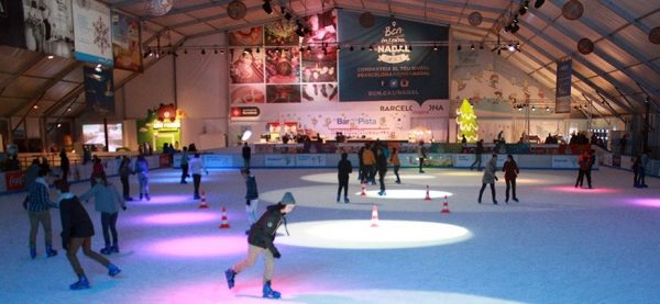 Ice Skating in Barcelona | Visit Barcelona With Family