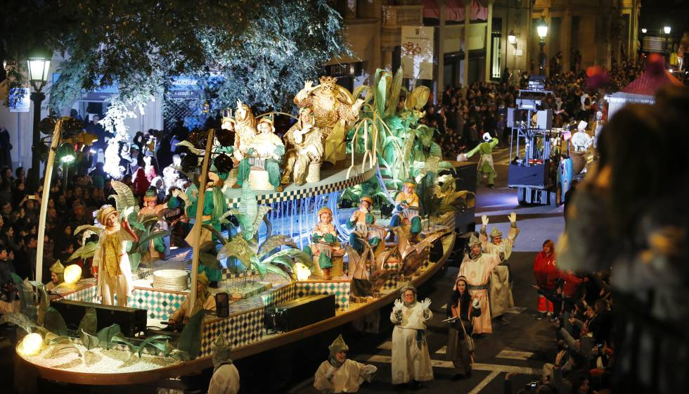 The Three Kings Parade | Visit Barcelona WIth Family