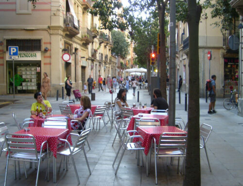 Calle Blai: the place to be for tapas in Barcelona