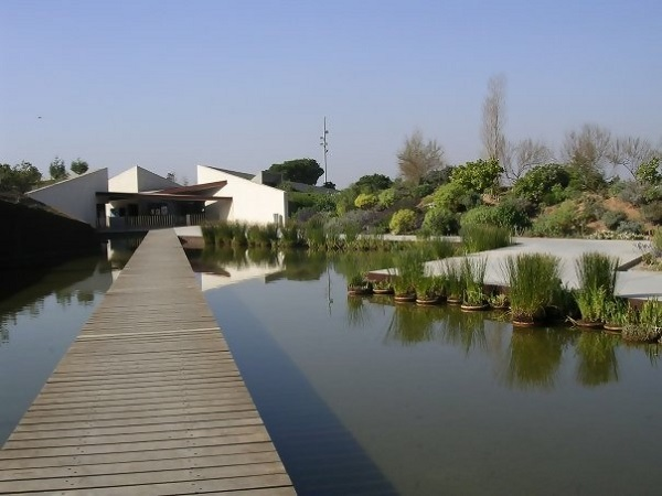 Jardi Botanic en Barcelona