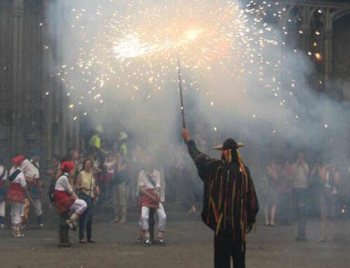 Festes de Sant Roc en el Barrio Gótico: ¡Barcelona se prepara para sus fiestas de mayor tradición!