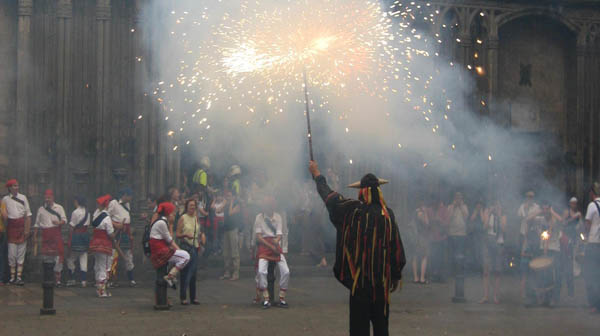 Festes de Sant Roc in the Gothic Quarter: Barcelona prepares for its longest-running festival!