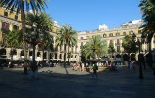 Plaza Real - Barcelona