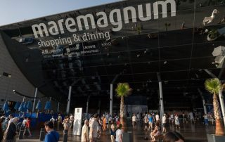 Maremagnum Shopping Centre in Barcelona