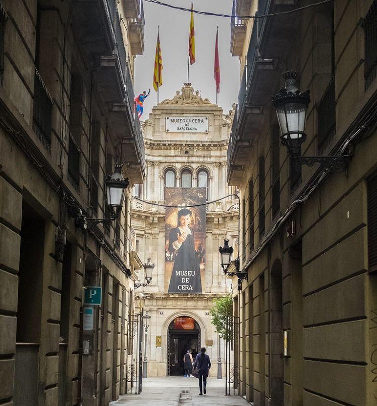 Wax Museum in Barcelona