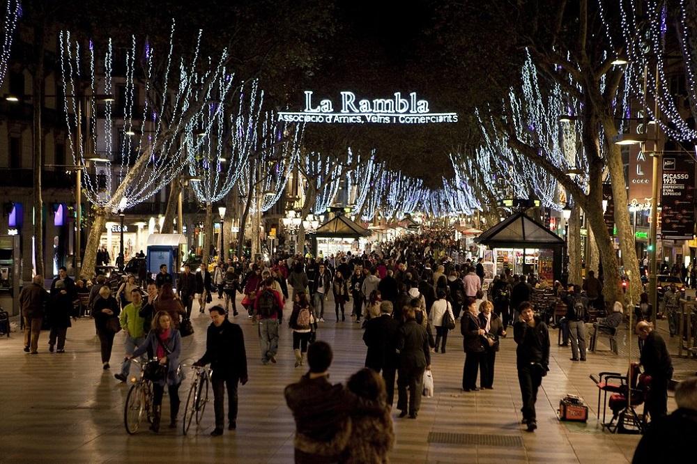 Navidad en Barcelona 2019